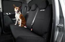 Genuine Mazda Bt-50 up UR Seat Cover Rear Dual CAB Accessories UR11ACSCR