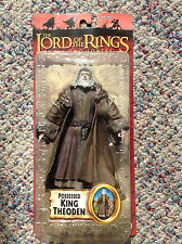 ToyBiz Lord of the Rings Possessed King Theoden Action Figure New on the Card