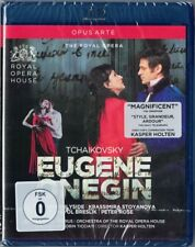 Blu-Ray TCHAIKOVSKY EUGENE ONEGIN Simon Keenlyside Krassimira Stoyanova TICCIATI