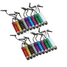 UN3F 20Pcs Mini Stylus Touch Screen Pen for iPhone 4 4S iPod Touch iPad Samsung