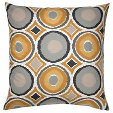 "SET of 2 - Ikea MURBINKA Pillow Cushion Cover 20"" x 20"" Multicolor  - NEW"