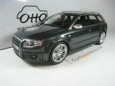 AUDI RS4 AVANT 2005 B7 1/18 OTTO MOBILE (DAYTONA GREY)