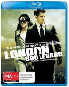 London Boulevard (Blu-ray, 2012)