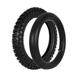 "Rear Motocross Tire Offroad 90/100-16 & Tube 3.25 x 16"" Combo for Dirt Pit Bike"