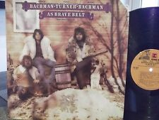 BACHMAN-TURNER-BACHMAN AS BRAVE BELT LP ON REPRISE RECORDS