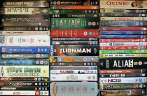 DVD box sets from £1.50 each - UK/US TV series - comedy/drama/horror/sci-fi
