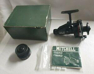 Reel Vintage MITCHELL 1160RD + BOX made FRANCE MOULINET ANCIEN THREADLINE RARE