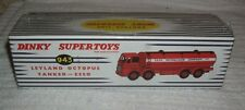 DINKY SUPERTOYS (ATLAS) ** LEYLAND OCTOPUS TANKER - ESSO ** No 943 - BOXED - NEW