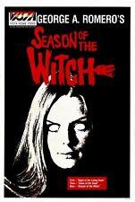 SEASON OF THE WITCH Movie POSTER 27x40 Jan White Raymond Laine Ann Muffly Joedda