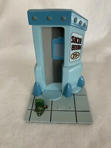 Futurama Chef Bender Action Figure Carded Moore Action Suicide Booth Parts