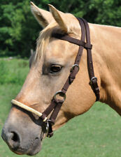 Side Pull Bridle with Rawhide Noseband NEW