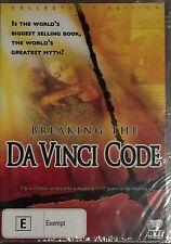 Breaking The Da Vinci Code (DVD, 2005)   BRAND NEW & SEALED