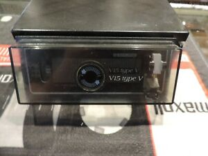 RARE VINTAGE!! Shure V15 type V-MR Cartridge W/case and accessories.