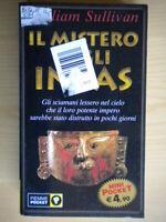 Il mistero degli IncasSullivan WilliamPiemmeletteratura storia america peru