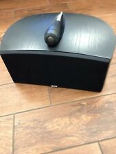 B&W NAUTILUS HTM2 HOME THEATER CENTER CHANNEL SPEAKER