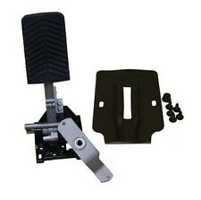 613130PKG EZGO ACCELERATOR PEDAL AND BOOT KIT WITH HARNESS SWITCH - GAS RXV
