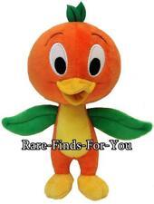"Disney Park Florida Walt Disney World Orange Bird Plush Doll Toy 7"" (NEW) Mickey"