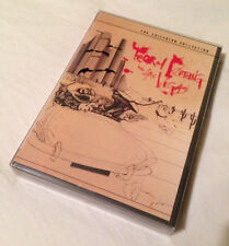 Fear and Loathing in Las Vegas - Region 1 DVD - Criterion Collection