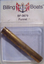 Billing Boats Accessory BF-0679 - 1 x 60mm Brass Funnel New Pack