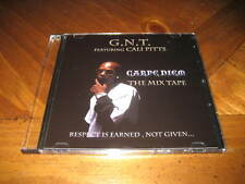 G.N.T. - Carpe Diem the Mixtape - West Coast Rap CD - Big Prodeje Cali Pitts