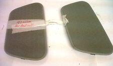 SAAB 9-3 Rear Parcel Shelf Speaker Grille Covers x2 2003 - 2007 12788309 4-Door