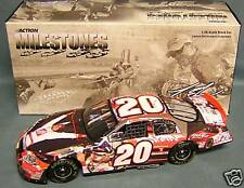 ACTION MILESTONES 2005 TONY STEWART #20 1999 ROY