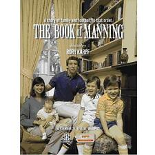 ESPN: The Book of Manning (DVD) Archie Peyton and Eli Football Family