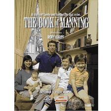 ESPN Book of Manning, New DVD, Eli Manning, Peyton Manning, Cooper Manning, Oliv