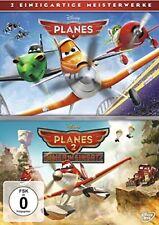 Planes & Planes 2   - NEU/OVP -  2 DVDs - Disney