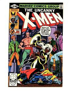 Uncanny X-Men #132 1980 FN/VF 1ST App Hellfire Club Marvel Comics Key Issue