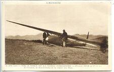 CP Aviation - Vol à Voile de la Banne d'Ordanche- Planeur Avia 41 p - II