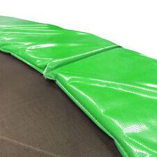 8ft Round Trampoline Safety Pads - Green - 2 Year Warranty
