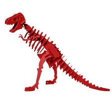 Boneyard Pets Tyrannosarus Rex - Red, TRex, T-Rex
