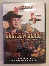 TV Classic Westerns - Shotgun Slade: Vol. 1 (DVD, 2004)