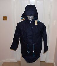 BNWT LEVIS MADE & And CRAFTED PARKA PEACOAT FEMALE Size XS ( BIGGER !! )RRP £295