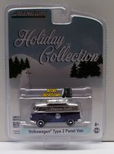 1:64 Greenlight Holiday Collection Series 1 - Volkswagen Type 2 Panel Van