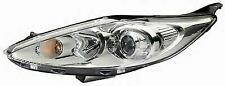 Ford Fiesta 2008-2012 Chrome Headlight Headlamp Lh Left N/S Passenger Near Side