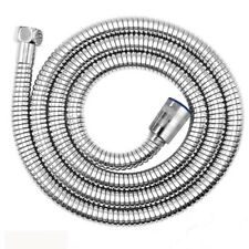 1.5 Meter, 2 Meter Shower Hose Pipe Chrome Stainless Steel Pipe with Washers