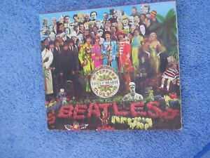 The Beatles: Sgt. Pepper's Lonely Hearts Club Band (CD, Jun-1987, Capitol)