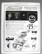 10x14 Original 1920 Speedometer Ad ESPECIALLY BUILT TO MATCH FORD INSTURMENTS
