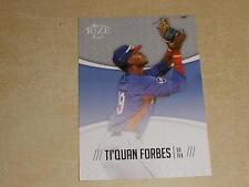 2014 Rize Draft 15 Ti'Quan Forbes - Texas Rangers