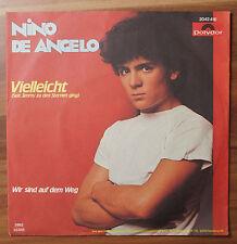 """Single 7"""" Nino de Angelo - Vielleicht wir sind auf dem Weg polydor 2042416 TOP!"""