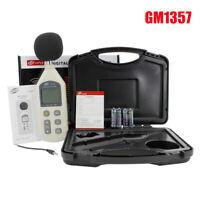 LCD Digital Sound Noise Level Meter Measure Tester Pressure Decibel 30dBA~130dBA