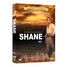 SHANE (1953) DVD - George Stevens, Alan Ladd (*New *Sealed *All Region)