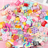 Crafts Wholesale Assorted Kawaii Desserts Sweets Food Cabochon Resin Flatback