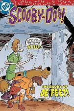 Scooby-doo Graphic Novels: Scooby-doo in the Agony of De Feet!-ExLibrary