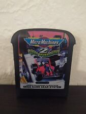 micro machines 2 sega Game gear