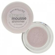 Maybelline Dream Mousse Shimmer -01 Porcelain- New