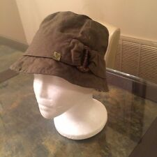 Rei Womens Army Green Bucket Cap Size Small