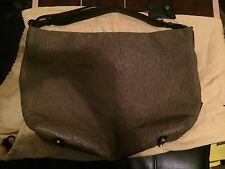 Authentic LOUIS VUITTON Monogram Lambskin Antheia Hobo GM Olive w/Dust bag Keys